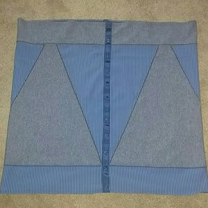 Lululemon Vinyasa Quilt Hyper Stripe Scarf